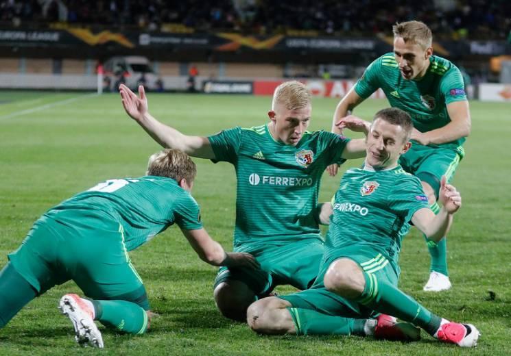 """Полтавська """"Ворскла"""" не ставить завдання виграти Лігу Європи УЄФА (ВІДЕО)"""