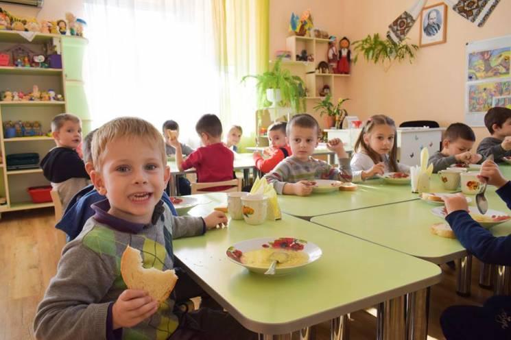 В Ужгороді перевіряли якість харчування у дитячих садках (ФОТО)