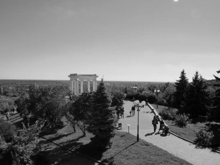 """Полтава у ретроспективі: Як головна вулиця міста """"пробивалася"""" до Соборності"""