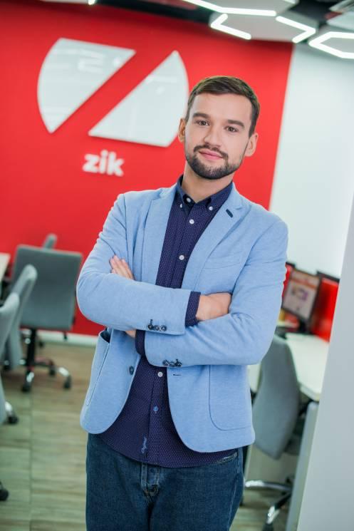 """Ведучий ZIKу Богдан Машай: """"Справді важливих новин набагато менше, аніж може здаватись у наш час"""""""