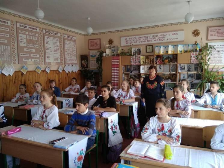 Диктант національної єдності писали на Одещині тисячі школярів та педагогів