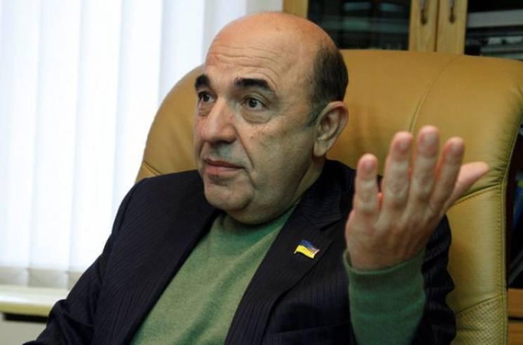 """Партія """"За життя"""" хоче Рабіновича єдиним кандидатом у президенти від опозиції"""
