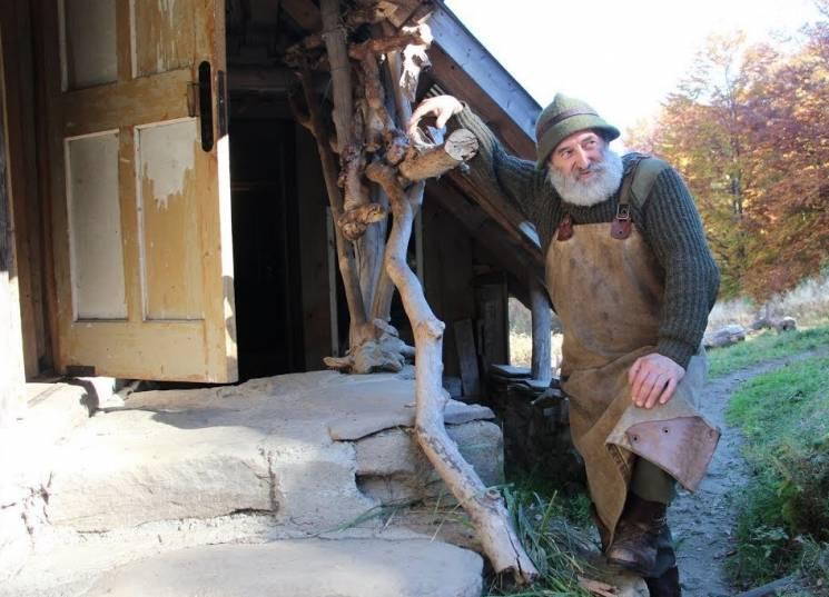 Янка Деревляного притулок: Де в Карпатах шукати ауру для пізнання самого себе