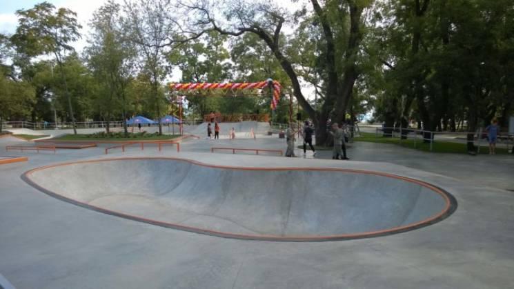 У Берегові хочуть створити скейт-парк