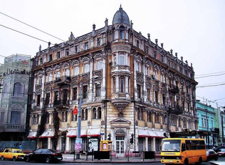 Одеська мерія збирається ремонтувати Будинок Лібмана