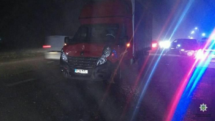 У Харкові сталася потрійна аварія (ФОТО)