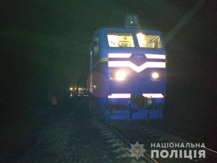 Біля кордону з Росією московський потяг задавив 28-річного чоловіка (ФОТО)