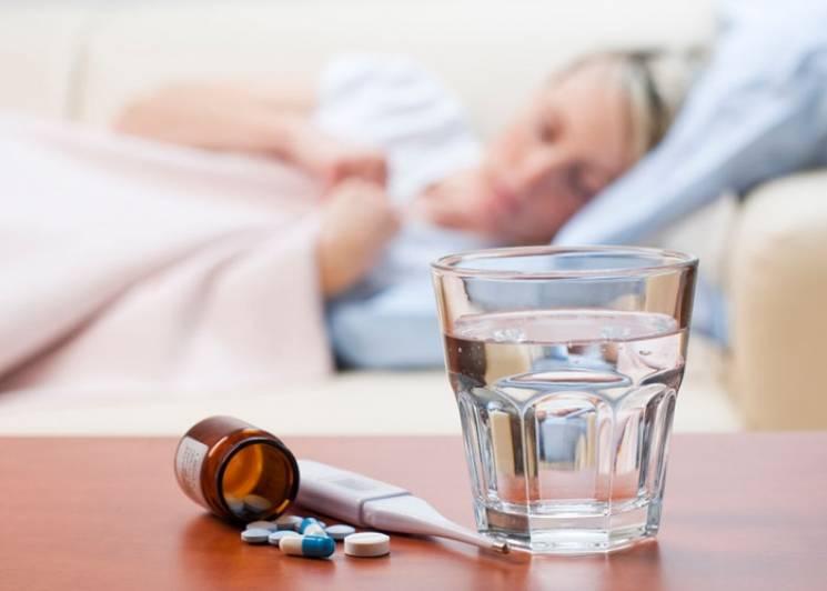 На Хмельнччині захворюванність на грип н…