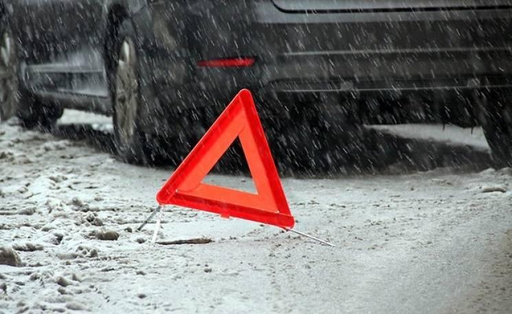 Перший сніг: Поліція нарахувала в Києві майже 300 ДТП