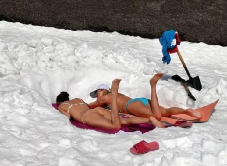 Як ви переживете зиму (ТЕСТ)…