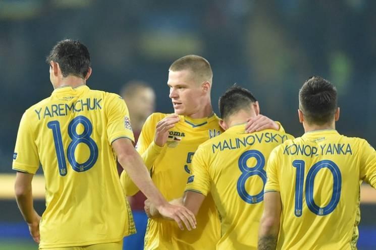Словаччина - Україна: Головні інтриги матчу Ліги націй