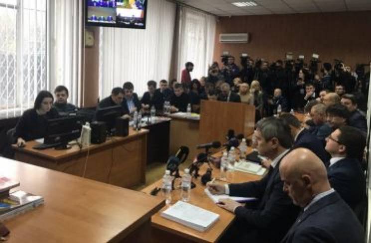 В Одесі відбулося перше судове засідання по суті у справі Труханова