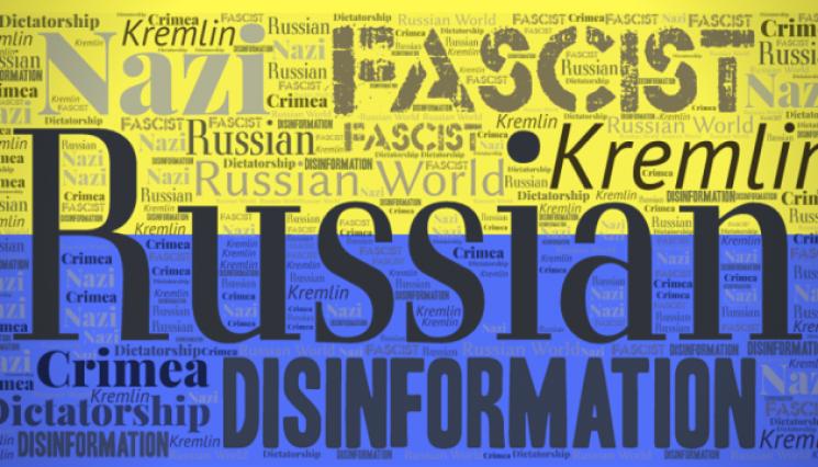 У Парижі росіяни показали кремлівський фільм про окупований Донбас