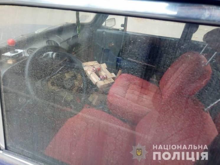 Дерев'яний прилад із дротами, що знайшли у центрі Харкова, виявився безпечним (ФОТО)
