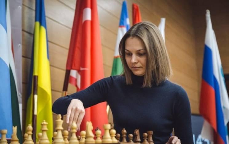 Марія Музичук програла колишній українці Лагно першу партію в півфіналі ЧС з шахів