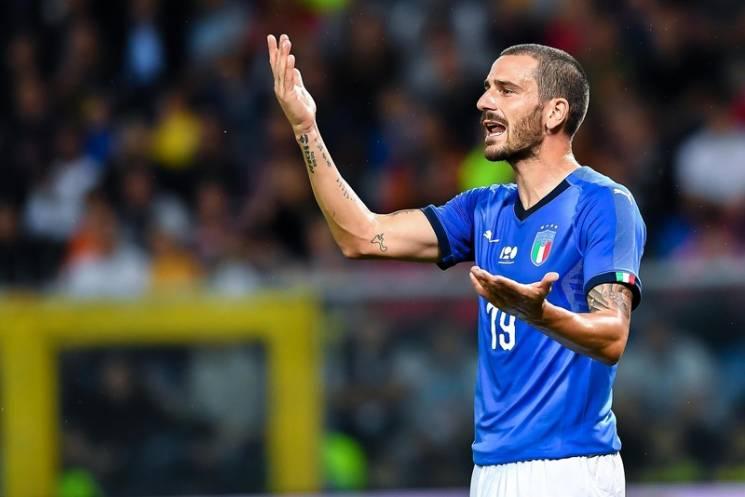 Зірковий італійський футболіст образливо висловився на адресу фанатів (ФОТО)
