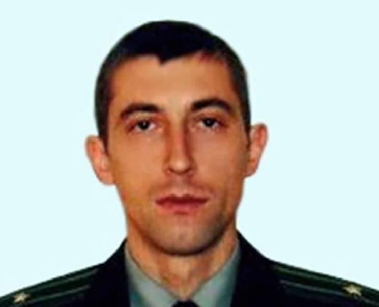 Прикордонника, якого збив контрабандист на Закарпатті, поховають на Хмельниччині