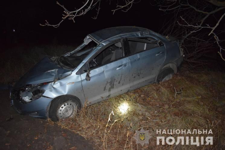 Аварія на Вінниччині: Пасажирка загинула…