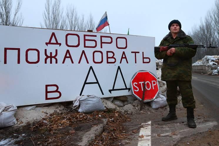 """Чим закінчуються страйки шахтарів в """"ЛНР"""": Побили, у трусах, на морозі змусили копати яму"""