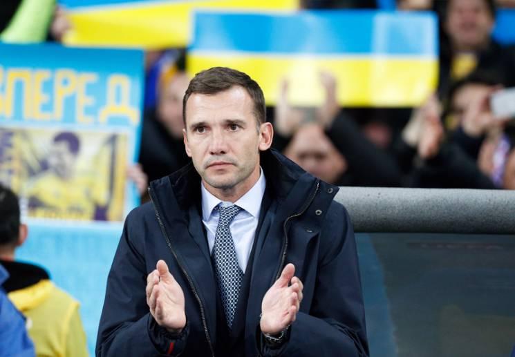Який склад виставить Шевченко на матч проти збірної Луческу