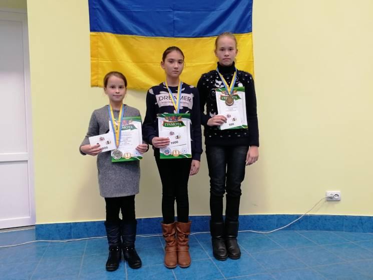 Дівчинка з Вінниці перемогла у всеукраїн…