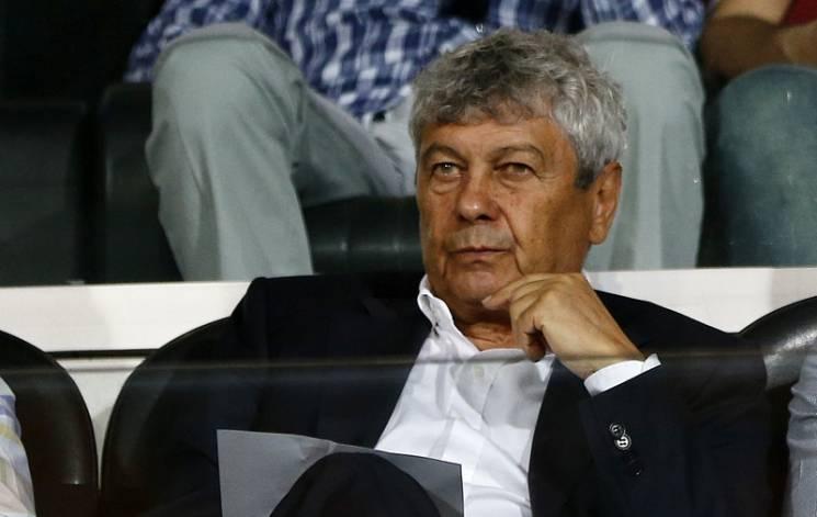Луческу прокоментував чутки про відставку зі збірної Туреччини