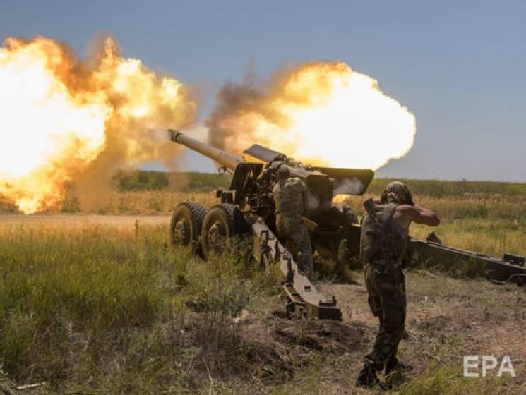 У Полторака розповіли, де окупанти найбільше стріляють по ЗСУ (КАРТА)