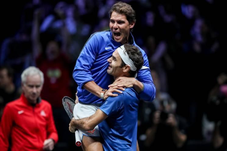 Родич зіркового тенісиста Надаля тонко потролив його головного конкурента Федерера (ФОТО)