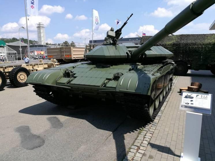 """Чим українським танкам може допомогти чеська броня """"Scarab"""""""