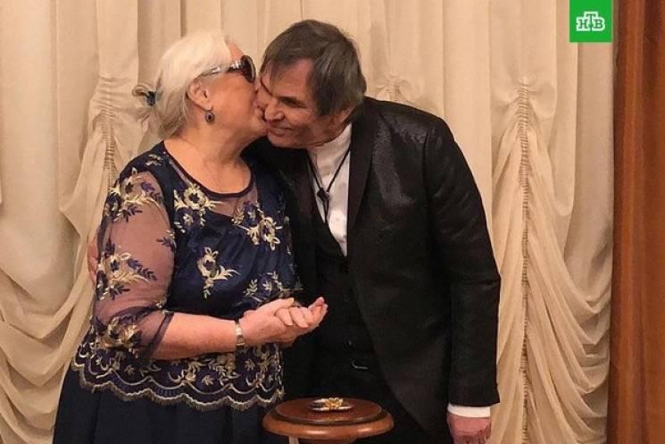 Барі Алібасов одружився з Лідією Федосеєвою-Шукшиною (ФОТО)