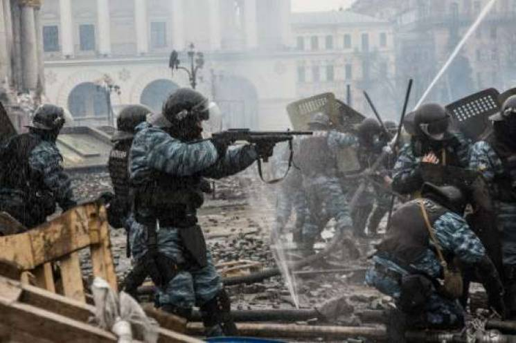 Розстріл Майдану: 4700 злочинів і лише дев'ять арештованих