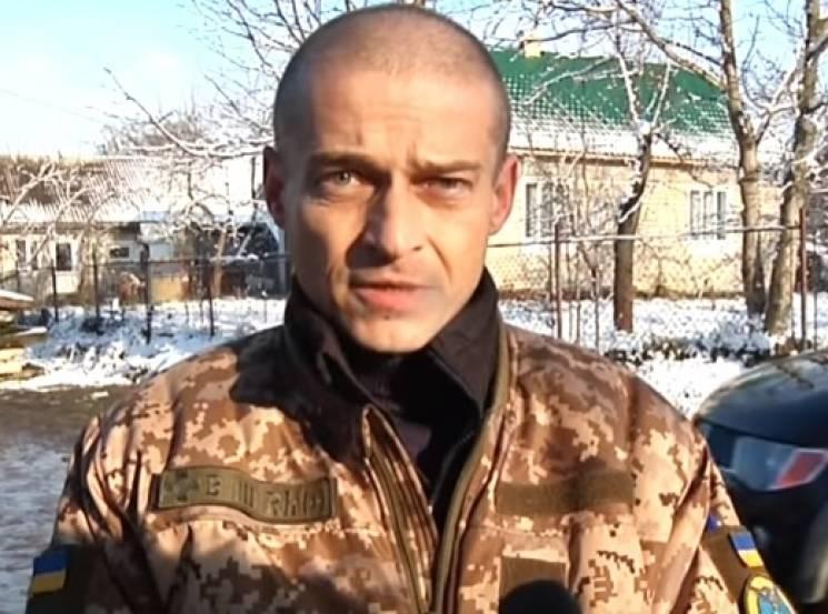 На Донбасі загинув майор-розвідник з Івано-Франківська