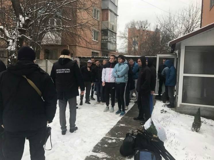 На Полтавщині у реабілітаційних центрах незаконно утримували наркозалежних (ФОТО)