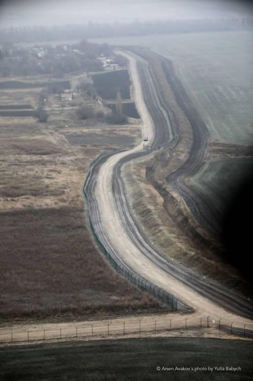 """Українську """"Стіну"""" будуватимуть до 2021…"""