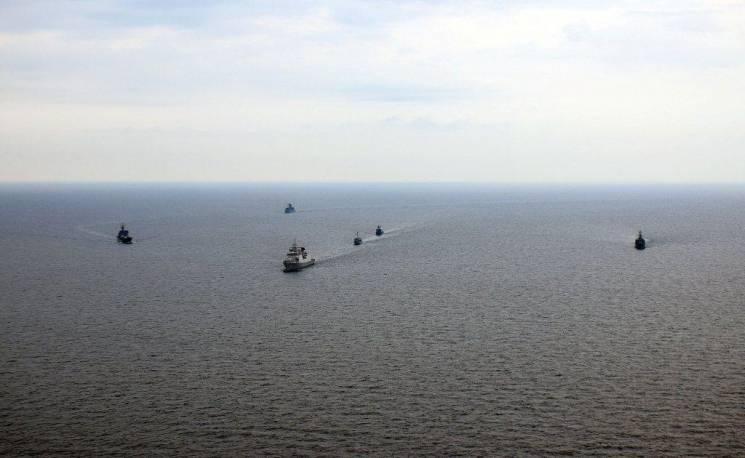 Агресія Росії в Азовському морі: У 10 об…