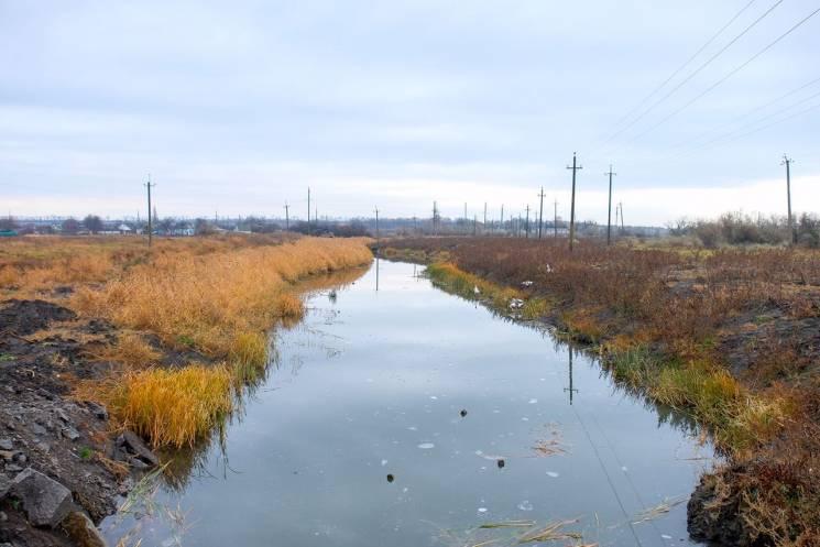 На Дніпропетровщині відновили проточність на річці-болоті (ФОТО)