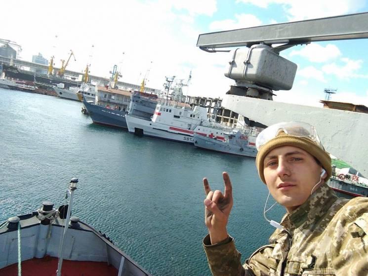 У мережі показали моряка з Луганщини, що…