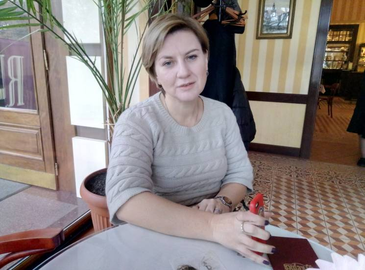"""Політологиня Олена Чальцева: """"Основа виборів – образ. У кого він кращий – той і перемагає"""""""