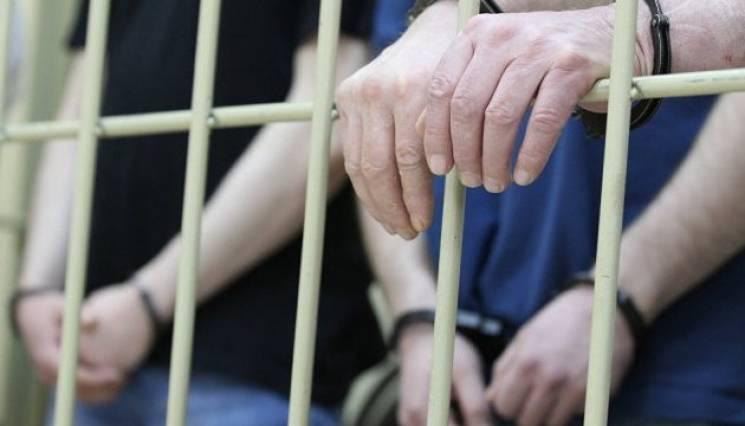 Захоплених українських моряків заарештували на два місяці, їм загрожує шість років в'язниці (ОНОВЛЕНО)