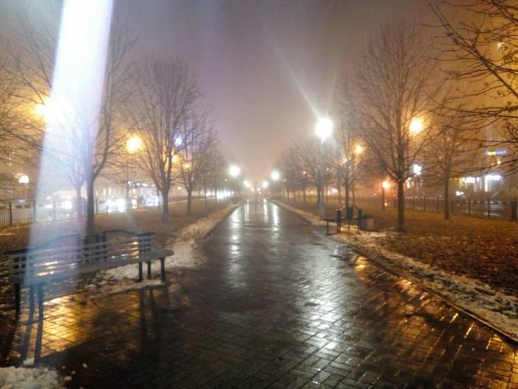 Ясний день та вечір: Якої погоди чекати у Черкасах 29 листопада