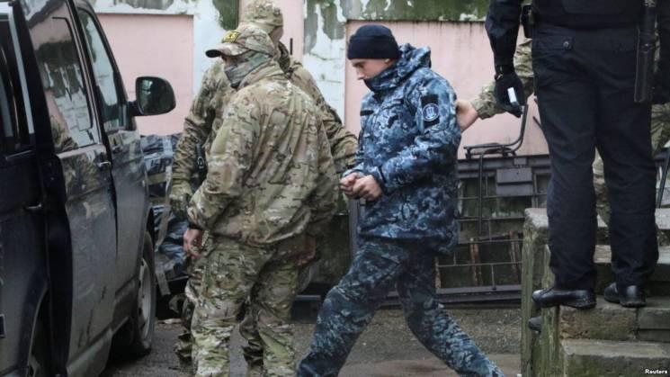 Окупанти заарештували захоплених біля бе…