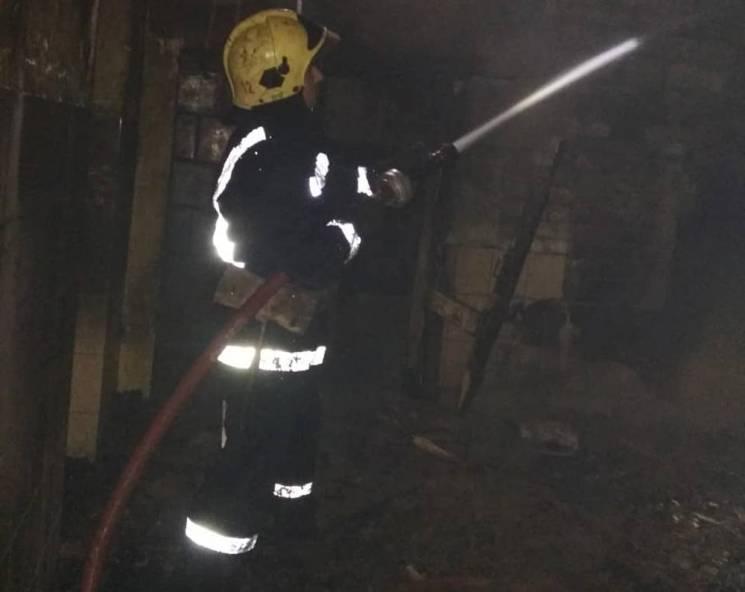 На Берегівщині пожежники врятували з вог…