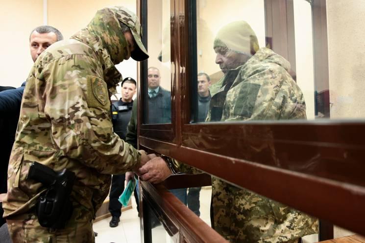 Відео дня: Суд над українськими моряками у Сімферополі і пікет російського ТРЦ