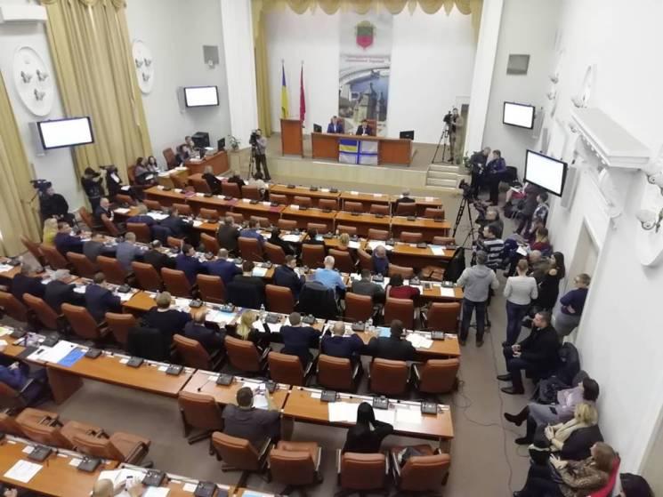 Ганьба під військово-морським прапором: Як запорізькі депутати підносили ворогу інформаційні набої