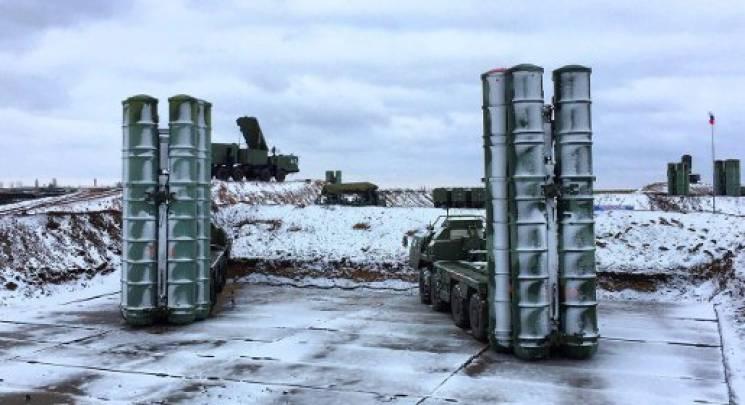 В окупованому Джанкої розгорнули пускові установки С-400