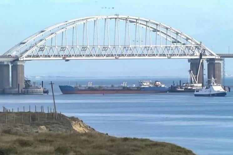 Через блокування Росією Керченської протоки там скупчилися сотні кораблів, - МінТОТ