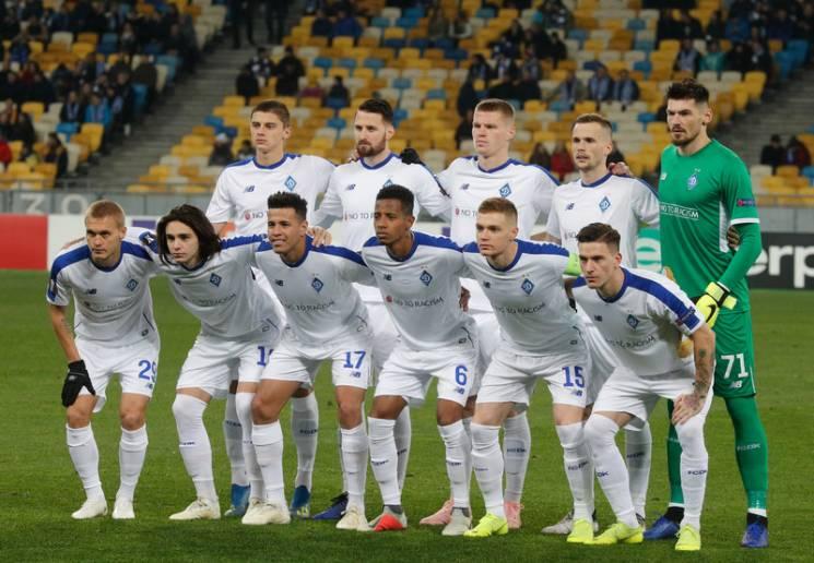 """Три фактори, завдяки яким """"Динамо"""" виграло групу Ліги Європи"""