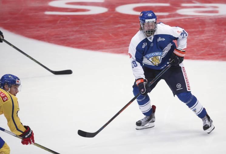 Європейський хокеїст встановив видатне досягнення в НХЛ (ФОТО)