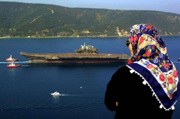 Козир для Ердогана: Як Україна перекриватиме Путіну Босфор