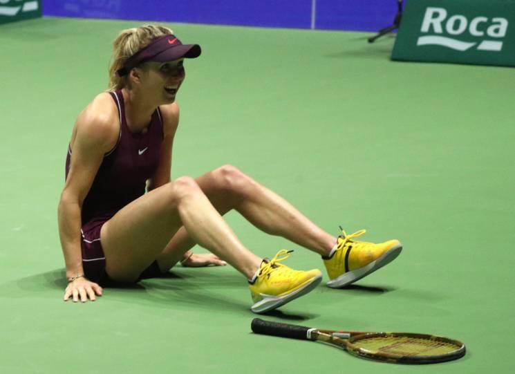 Зіркова українська тенісистка розповіла про глобальні та дрібні цілі життя (ФОТО)